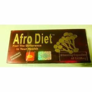 Afro Diet للتخسيس منتج انجليزي