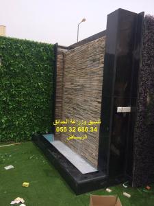 ارخص عشب صناعي ارقام شركة تنسيق حدائق اسعار الثيل الصن�